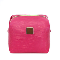 2015 Korean newest wholesale exported trendy leather T-101 mini handbag for women