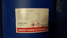 Denatured Ethyl Alcohol 96% to 99.99%