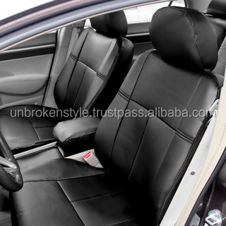 Car inner sofa seat poshish covers designing, Leather seat cover