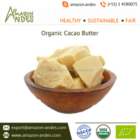 Organic Raw Cacao Butter for Sale