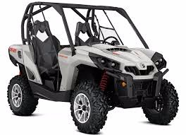 CAn-Am Commander 800R DPS 2016