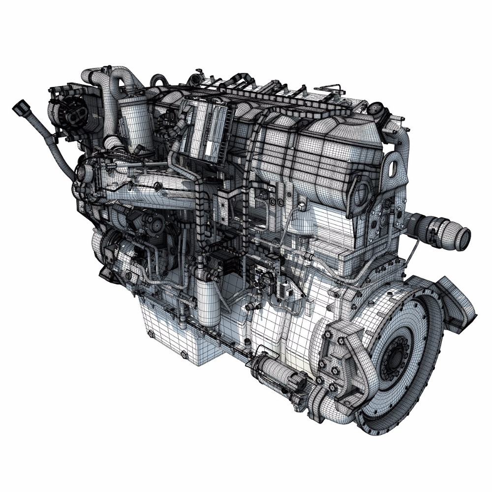Iveco Engine, Diesel Type for MVP Car,Truck and Bus.