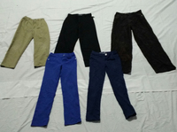 CHILDREN COTTON PANTS #1