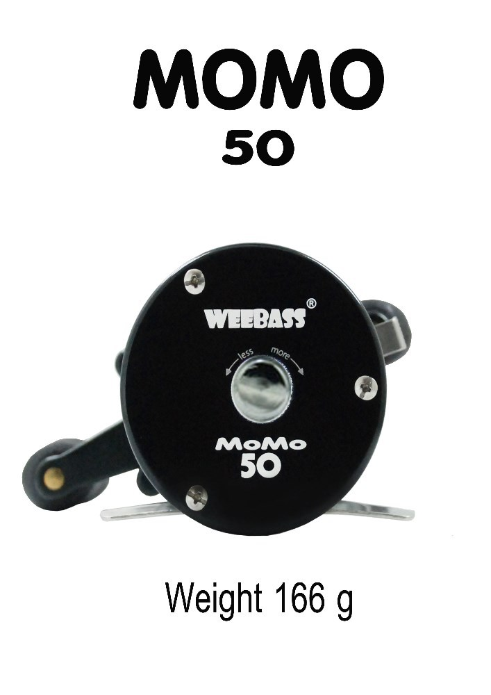 MOMO WeeBass Fishing Reel