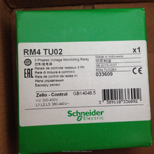 Schneider Relay RM4TU02 Telemecanique 380V to 440VAC Monitoring Relay