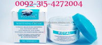 royal whitening cream