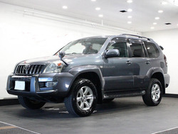 USED CARS - TOYOTA LAND CRUISER PRADO (RHD 820883 GASOLINE)