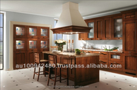KITCHENS/2015 new arrival 2 pac / piano / metalic finish painting/ laminate / MDF/ Melamine Kitchen Cabinet