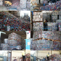 Aluminium Scrap UBC Bricked Used Beverage