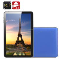 10.1 Inch Quad Core Tablet PC 'Kappa' - All Winner (Blue)