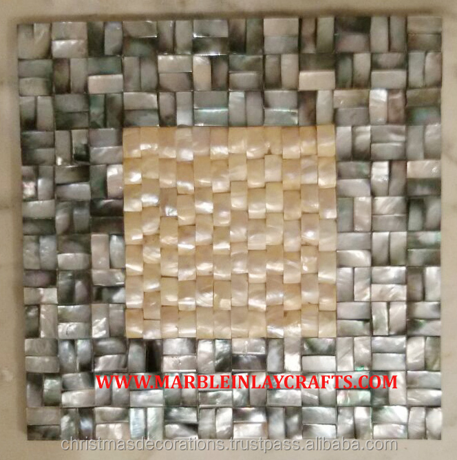 Designer Marble wall Decorative MOP Tile