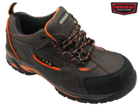 Hercules Safety Shoes 0233- Casual Fiber Safety Shoes
