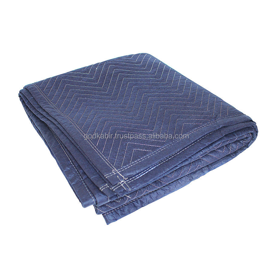 "10 PC Heavy Duty Professional Moving Blankets 72""X80"" Quilted /Best Handmade design new famous wholesale best material used."