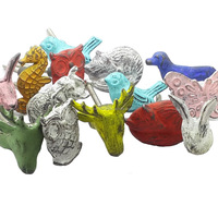 Decorative Cast Iron Knobs Animal Knobs