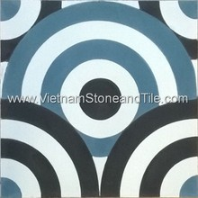 Moroccan Cement Tile, French style Cement Tiles, VST Encaustic traditional Handmade Cement Tiles