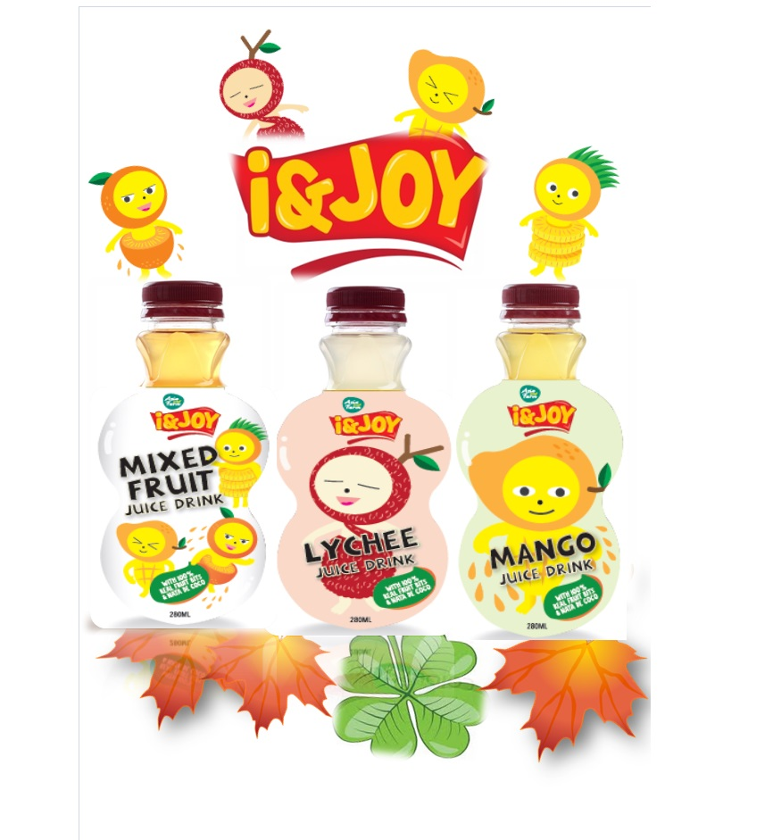 i&joy Superfruity Fruit Juice Drink