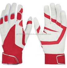 PVC Leather Cheap Baseball Gloves For Team