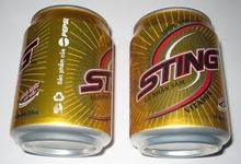 STING 250ML ENGLISH TEXT energy drink