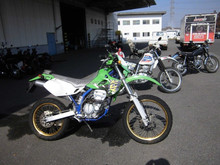 Best price and Rich stock used offroad kawasaki for importers