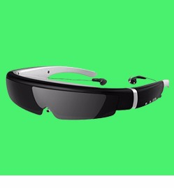 Smart 3d Glasses Virtual Reality 3d Video Glasses With Android Wifi Bluetooth And Touchpad