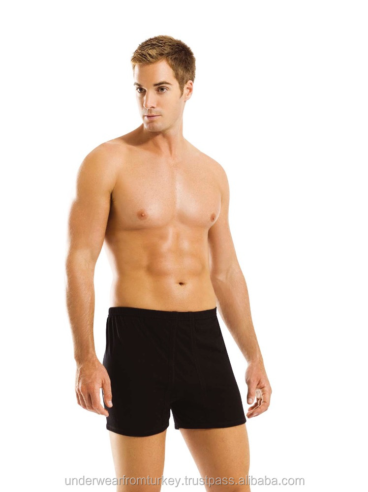 Classic Men Boxer Short Underwear