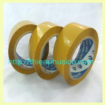 BOPP brown packing tape for carton sealing tape