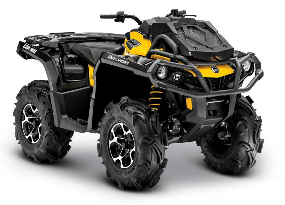 BUY GENUINE 2016 / 2017 Outlander 1000 XMR ATV Can Am Mud bike X MR BRP Quad 4x4