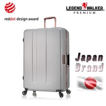 World design competition reddot design award winner famous brand luggage logo for flight high capacity