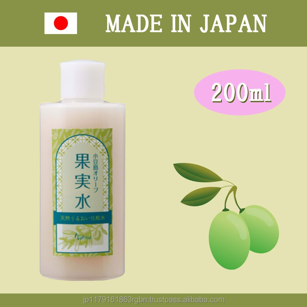 Cost-effective and Convenient face toner with beauty ingredients made in Japan