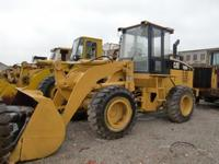 Caterpillar Wheel loader 928G USA 2003 second hand loader