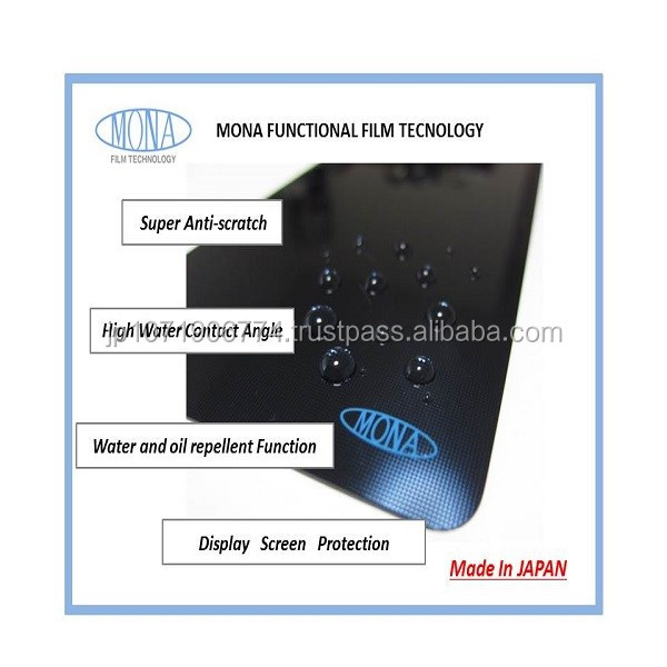 very useful and high quality mobile accessory film smartphone, touch panel, tablet PC
