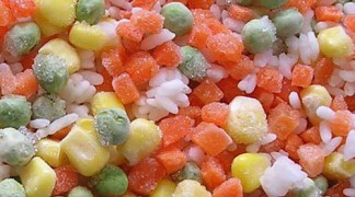2016 Frozen Hawaii Mixed vegetables Best price high quality
