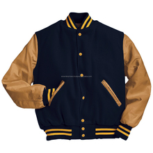 Light color varsity jackets/Light color wool varsity jackets/High quality light color letter man jackets