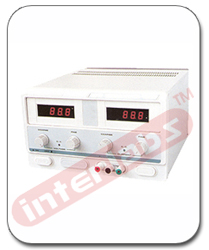 DC REGULATED POWER SUPPLIES (IBL-RPS-3020)