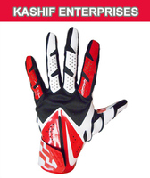 Custom design American football gloves