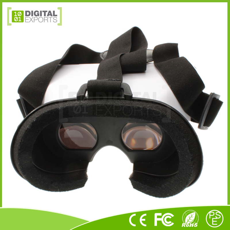 Digital Exports vr portable watch glasses, vr box 3d vr box, vr case