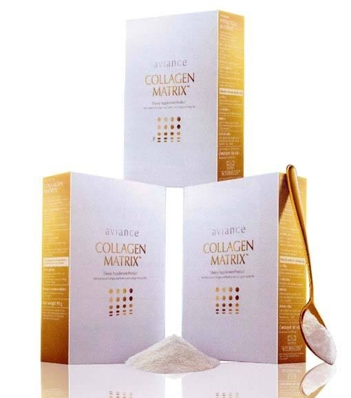 Healthy Beauty Supplement - Collagen Matrix