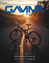 GAMMA NANO Motorcycle & Bicycle Anticorrosion Lubricant