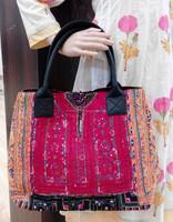 Wholesale vintage ethnic hand embroidered banjara handbags