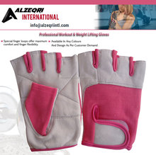 Professional High Quality Half Finger Weight Lifting Gloves form women, Training Gloves ,Fitness Weight Lifting Gloves
