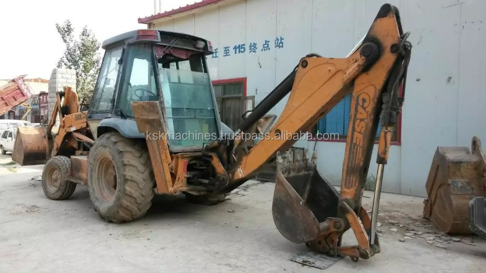 Used backhoe loader CASE 580L mini loader 580M Series III 580M TURBO 580M 580N 590 Super M Series III 590 Super M+ Series