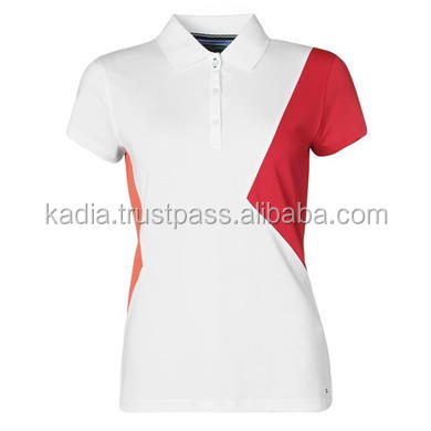 Golf Polo shirts Womens