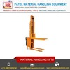 Factory Sale Portable Hydraulic Material Handling Lifts and Equipments