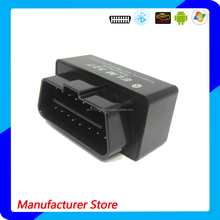 Can-Bus ELM 327 Scantool uper Mini ELM327/ ELM 327 V2.1 Bluetooth 2.0 OBD2 Scanner For Multi-brands Supports All OBD2 Protocols