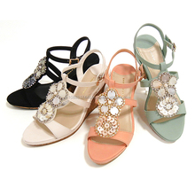 High quality and Fashionable latest design wedge sandals shoe with multiple functions made in Japan