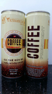 VIETNAMCACAO Iced Milk Coffee 200ML Brand