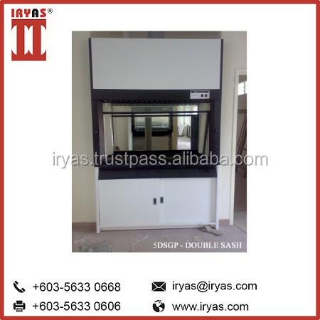 Steel Fume Kitchen Cupboard
