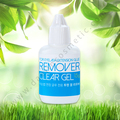 Eyelash Extension Glue Remover - Clear Gel type