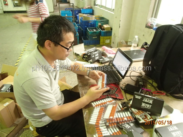 E-Cigarette / VAPE Pre-Shipment Inspection in China