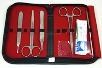 Lab Medical School Dissecting Kits 7 items /set
